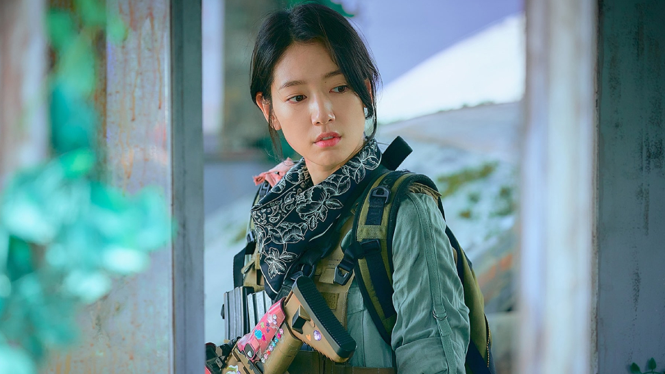 You Have To See Park Shin Hye Doing Those Epic