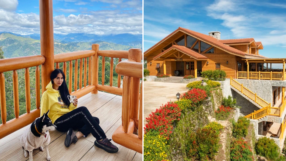 Here's How Much It Costs to Stay at Heart Evangelista's Favorite Mountain Lodge Near Baguio