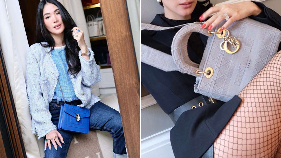 "Heart Evangelista On Buying A Designer Bag: ""stop Buying Dupes. Just Save For The Real One!"""