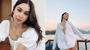 10 Casual White Ootds By Julia Barretto That Will Convince You To Invest In Basics
