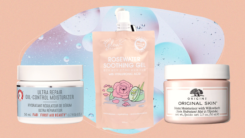 These Non-Greasy Moisturizers Are Perfect for Oily And Acne-Prone Skin