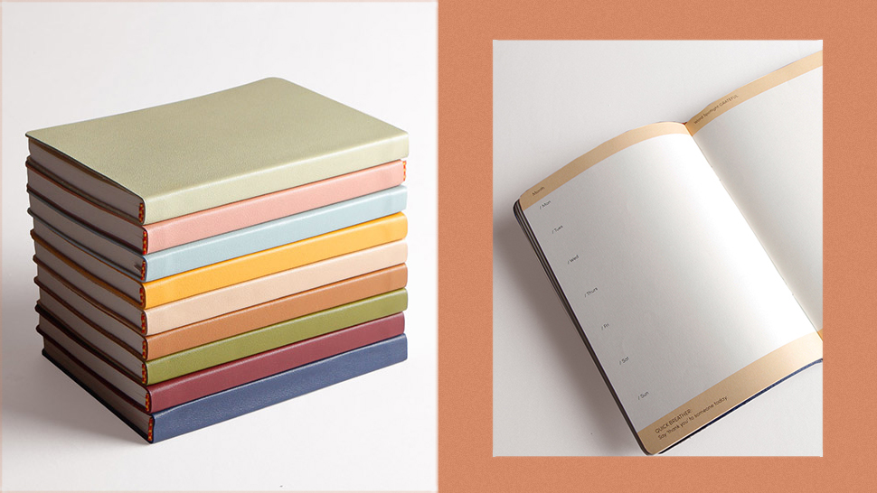 This Aesthetic Minimalist Planner Will Encourage You to Start Fuss-Free Journaling