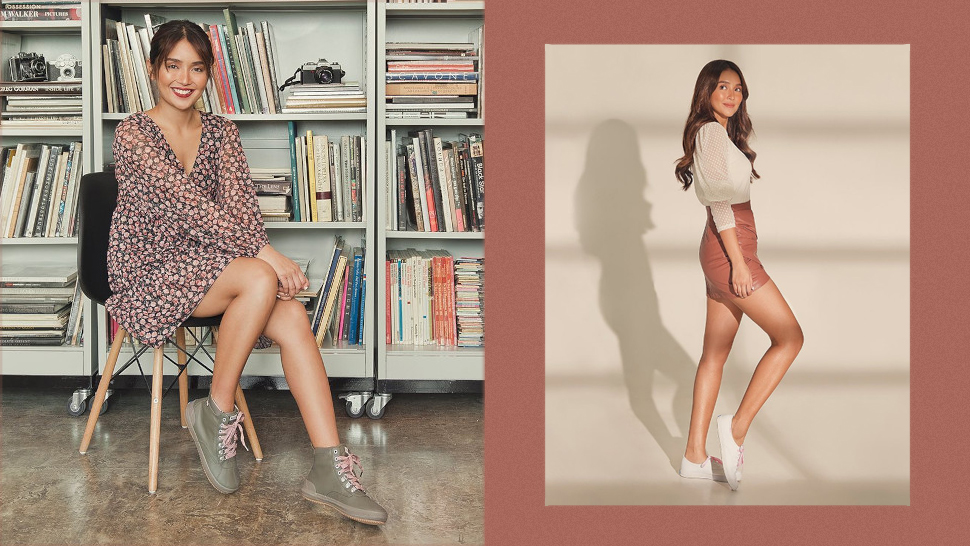 10 Fresh Sneaker Outfit Combinations To Steal From Kathryn Bernardo