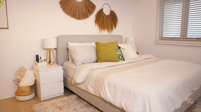 sam pinto and anthony semerad's tropical style condo