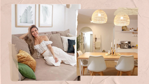10 Beautiful Details We Love About Sam Pinto And Anthony Semerad's Chic Tropical-style Condo