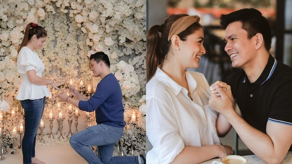 Carla Abellana and Tom Rodriguez Just Got Engaged!