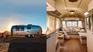 This Aesthetic Camper Van Will Make You Want To Stay In A Tiny Home