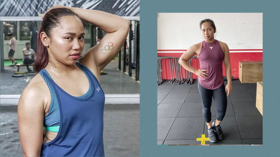 "Filipina Weightlifter Hidilyn Diaz Was Once Told ""hindi Ka Mabubuntis At Walang Magkakagusto Sa'yo"""