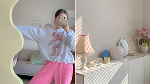 We Love This Korean Vlogger's Decorating Tips To Turn A Small Room Into An Aesthetic Space