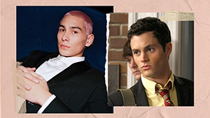 Could This Half-filipino Actor Be The New Dan Humphrey In The