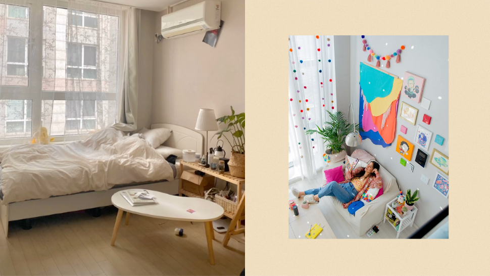 These Calming Korean Room Tours Will Inspire You to Redesign Your Space ASAP