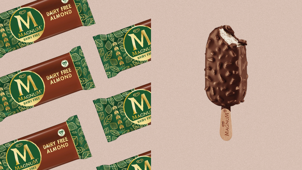 Yup, Dairy-free Magnum Ice Cream Exists And Here's Where You Can Buy It