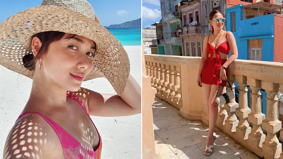 Just Like The Rest Of Us, Maja Salvador Also Misses Traveling Before The Pandemic