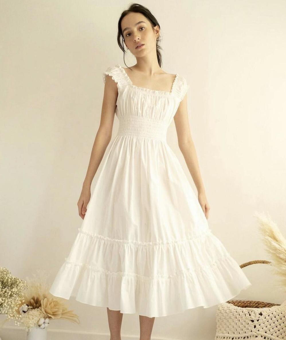 julia barretto exact white dress