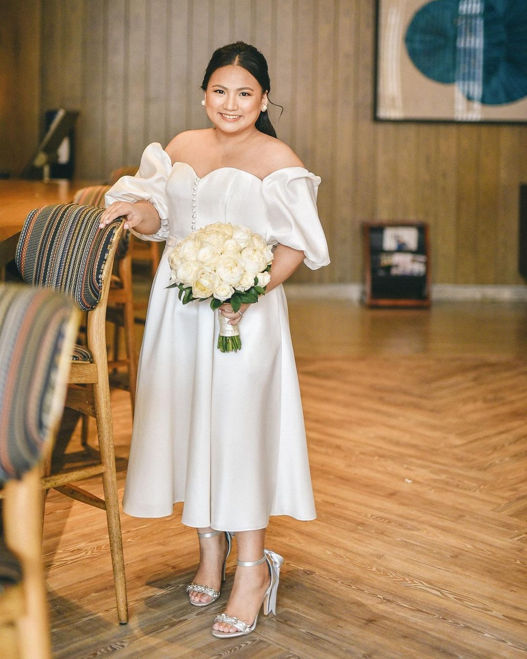 Rosenthal Tee Wedding Gown