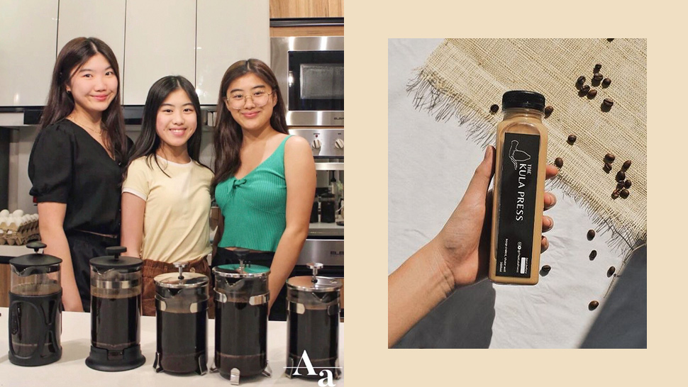 These Teenage Sisters Started Their Own Bottled Beverage Brand With A Budget Of Only P15,000