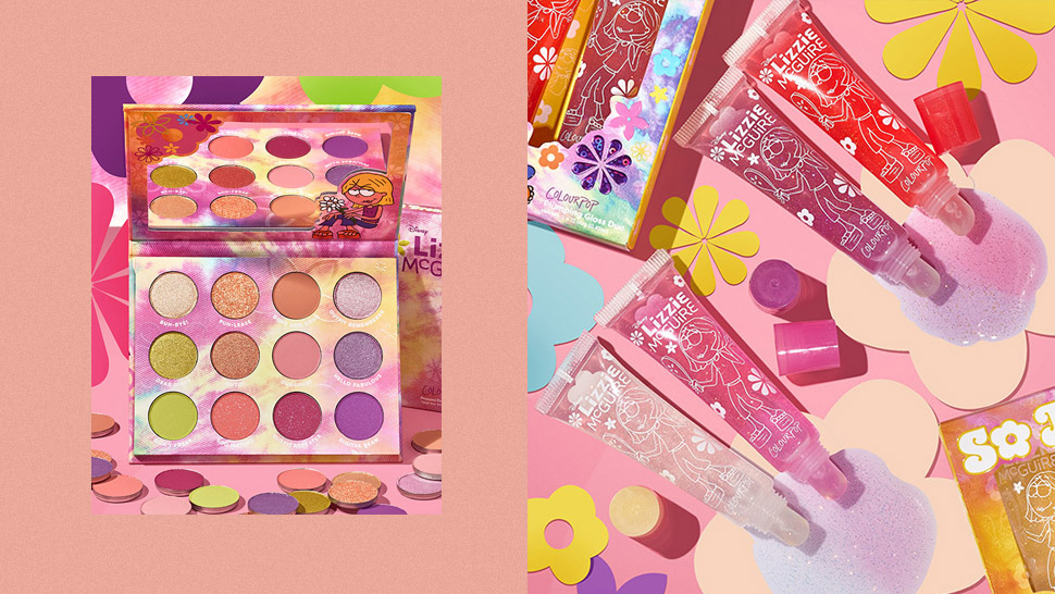 Colourpop's Lizzie McGuire Collection Is What Dreams Are Made Of