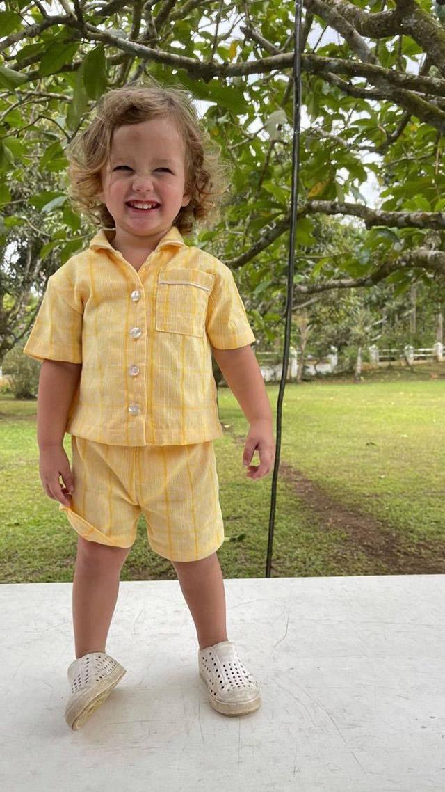 alfie burnand philippine textile outfits georgina wilson son