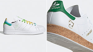 Adidas' Stan Smiths Just Got A Cool Revamp Featuring Your Beloved Animated Characters