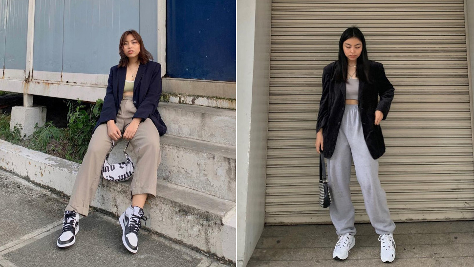 How to Style Oversized Blazers, As Seen on Influencer Chelsea Valencia