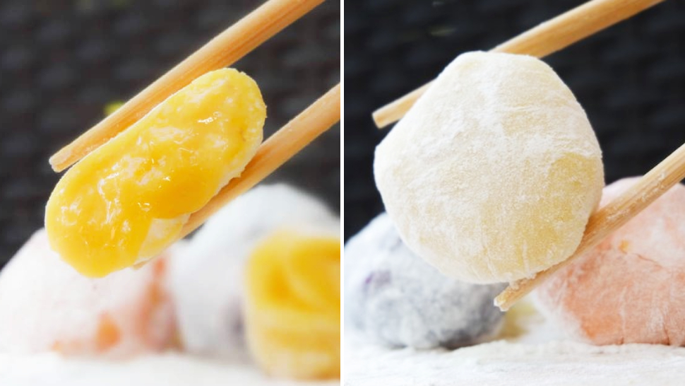 Mochi + Yema: The Dream Combo You Never Knew You Needed