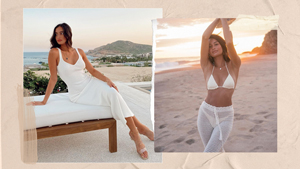 7 White Ootd Combos We're Totally Stealing From Kelsey Merritt This Summer
