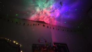 People Are Getting Galactic-themed Lights For Their Homes And Here's Where You Can Buy Them