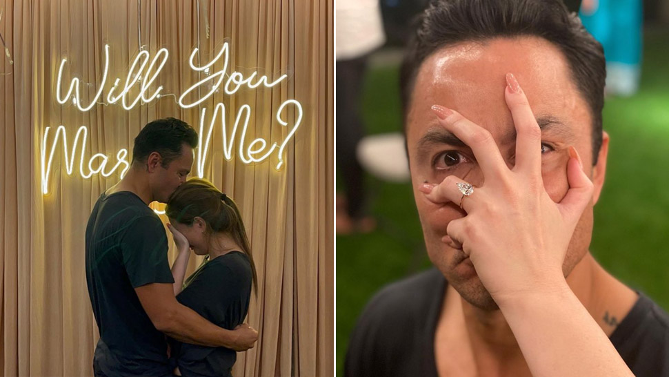 Ellen Adarna And Derek Ramsay Are Officially Engaged
