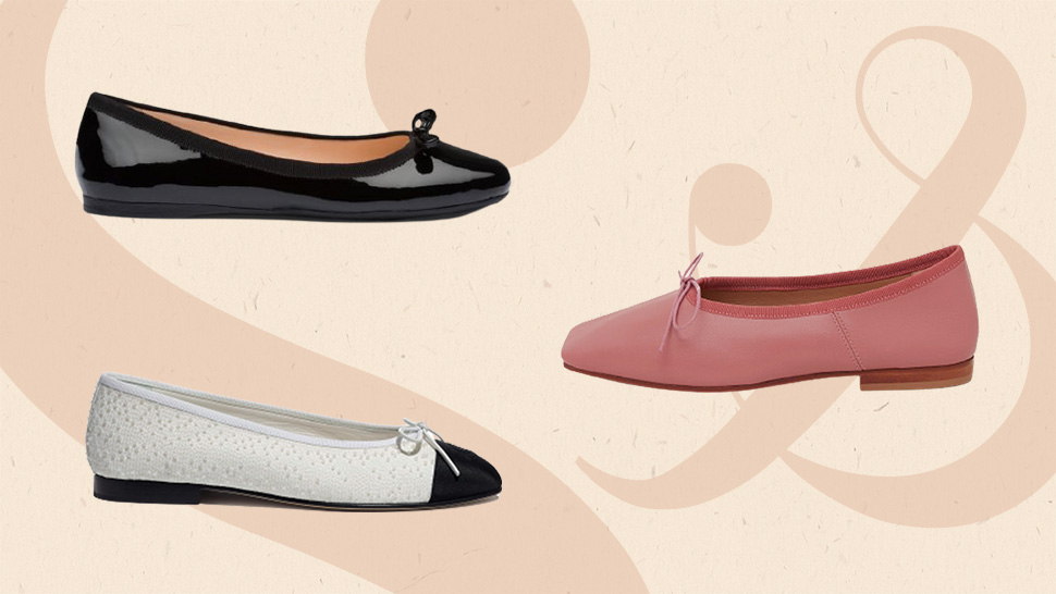 10 Comfy Designer Ballet Flats You'll Want to Wear Every Day
