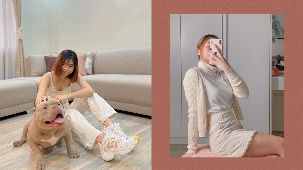 5 Easy Ways to Take Cool OOTDs Indoors, According to YouTuber Gwy Saludes