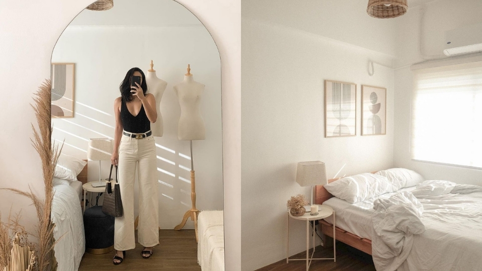 This Local Influencer Gave Her Home a Japanese-Minimalist Makeover With a P25,000 Budget