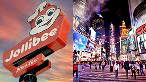 Jollibee Is Heading To Times Square In New York