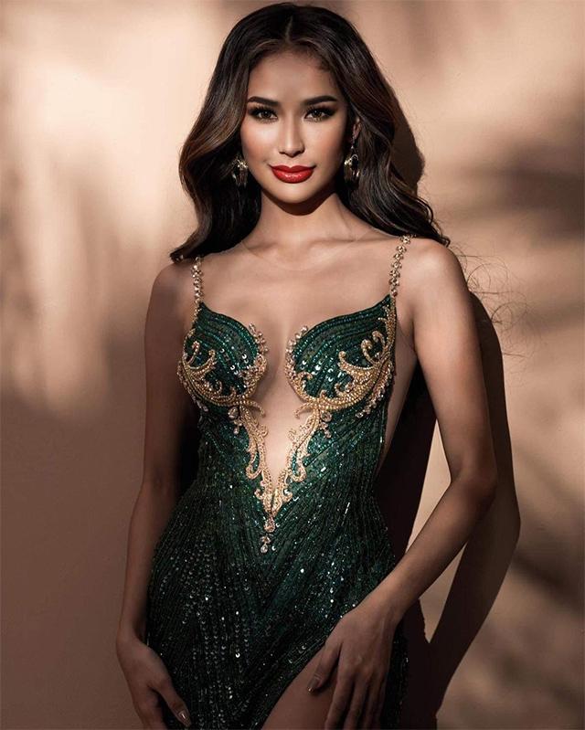 samantha bernardo Miss Grand International 2020 lipad evening gown