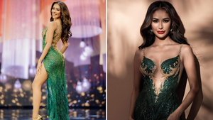 The Symbolic Meaning Behind Samantha Bernardo's Miss Grand International Prelims Gown