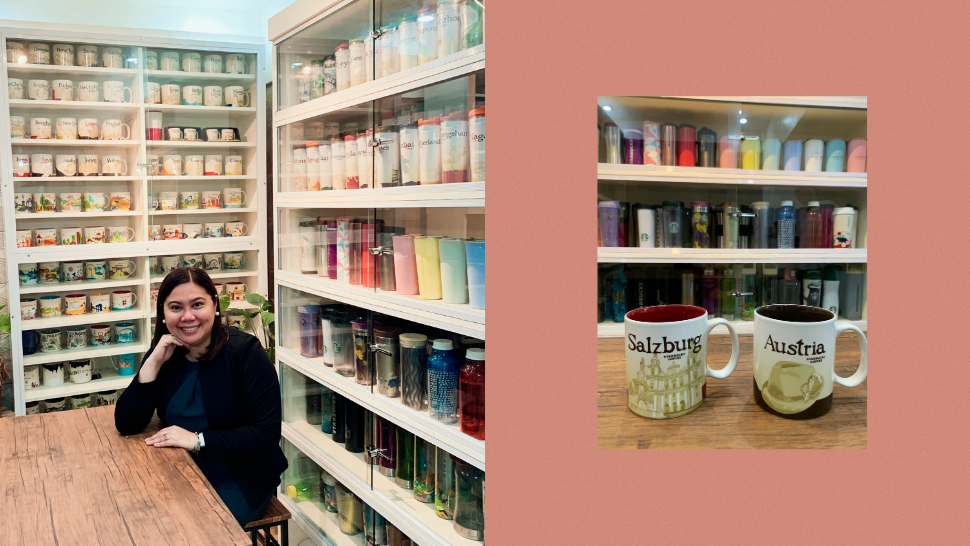 You Have To See This Lawyer's Insane Collection Of Over 200 Starbucks Mugs And Tumblers