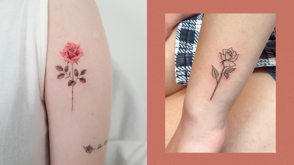 Here's Why You Should Consider Getting A Rose Tattoo