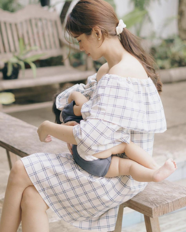 tricia gosingtian x elin ph nursing dresses