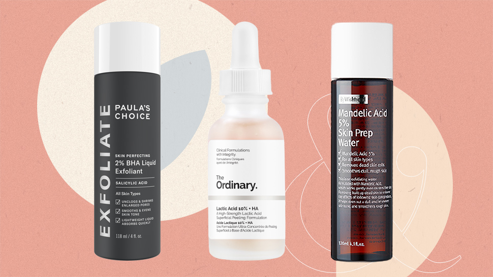 These Are The Best Exfoliators For Every Skin Type, According To Dermatologists