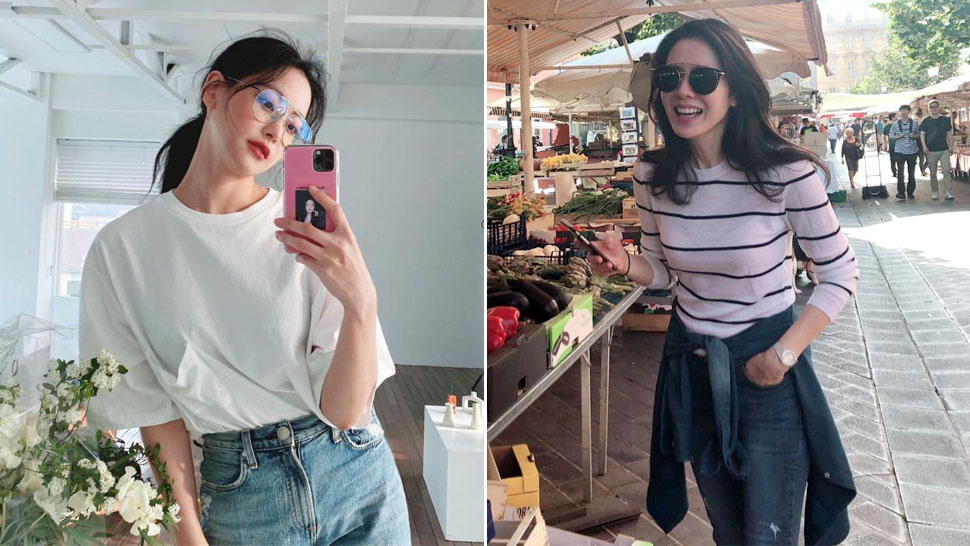 10 Casual Yet Cool Ootds We're Stealing From K-drama Actresses