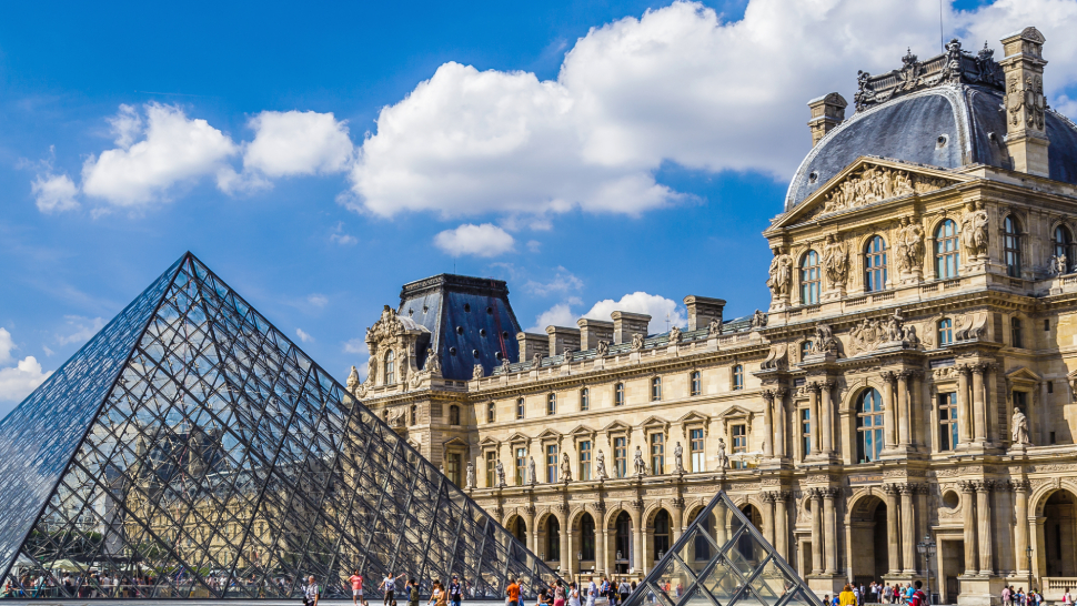 You Can Now View The Louvre's Entire Art Collection Online