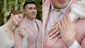 Jessy Mendiola's Jaw-dropping Wedding Ring Features Rare Pink Diamonds