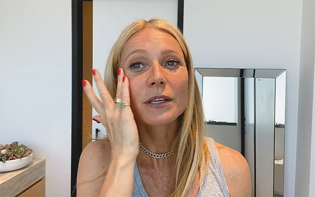 gwyneth paltrow vogue beauty secrets sunscreen