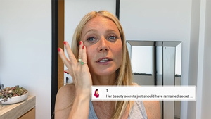 Gwyneth Paltrow Just Shared Her Skincare Routine And Beauty Experts Are Flipping Out