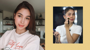 These Are The Exact Products In Julia Barretto's Everyday Makeup Routine