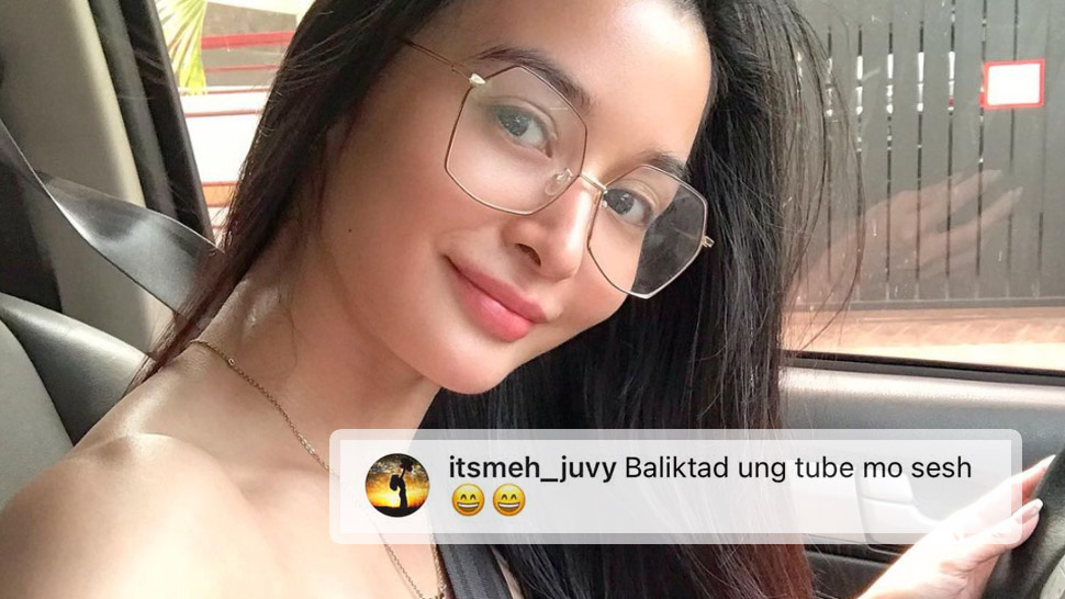 Kris Bernal Accidentally Wore Her Top Inside Out And The Internet Can't Get Over It
