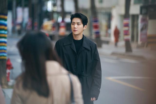 Kim Seon Ho seashore village cha cha cha