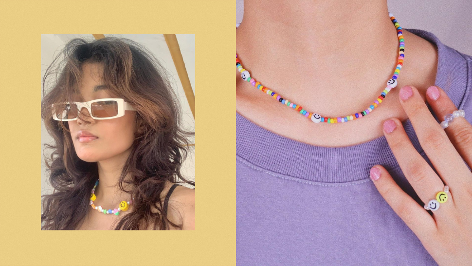Here's Where You Can Get Y2K-Inspired Beaded Accessories You've Been Seeing All Over Instagram