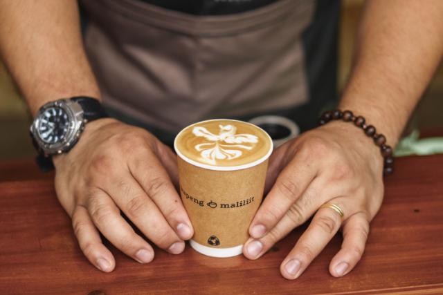 Kapeng Maliliit coffee