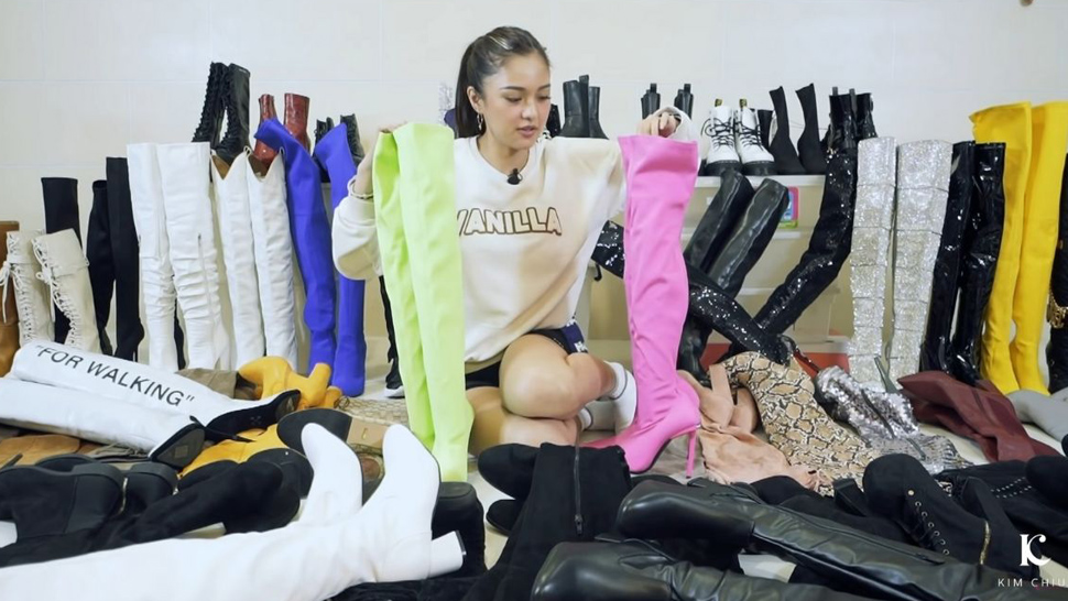 Kim Chiu's Most Worn Pair Of Boots Costs Less Than P500