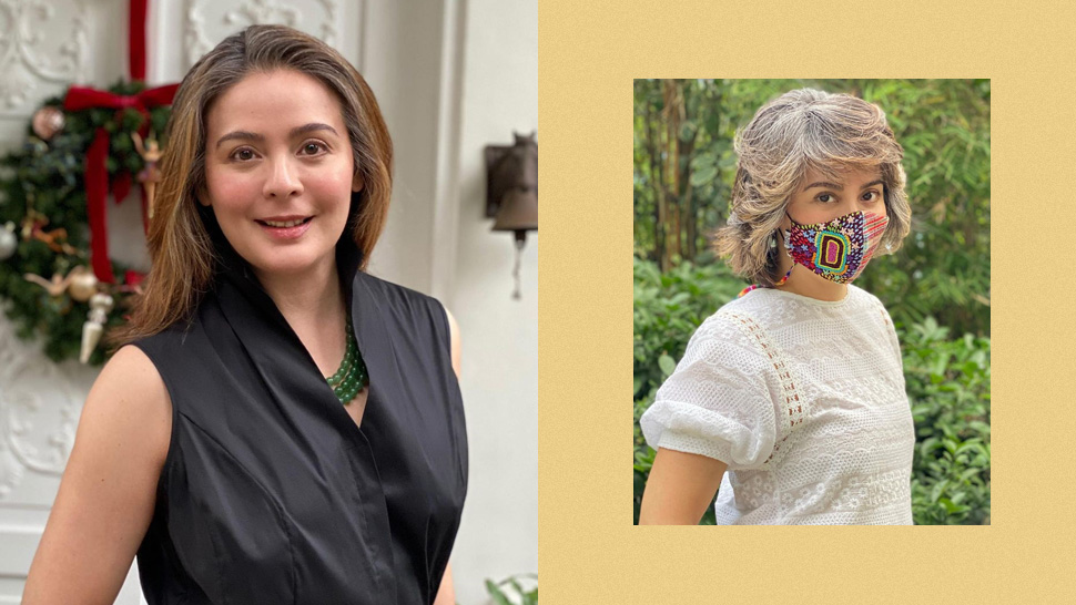 Dawn Zulueta Let Her Gray Hair Grow for a Year and She Looks Gorgeous